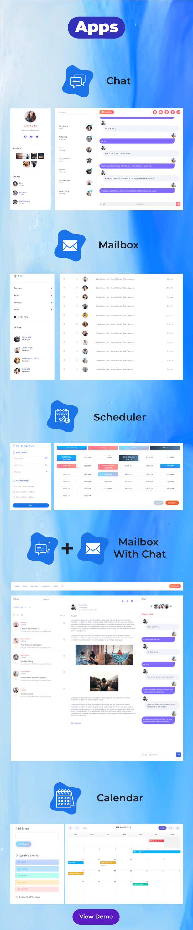 Equation - Responsive Admin Dashboard Template - 2